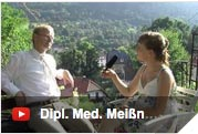 Interview mit Dipl. med. Wilfried Meißner