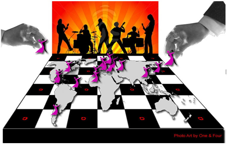 scientology & CIA are dance partners on the dance floor of social engineering